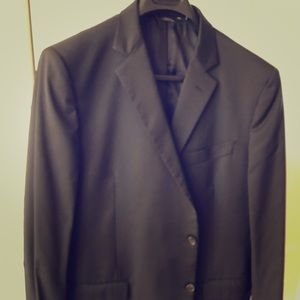 Brooks Brothers 46R 1818 Fitzgerald suit jacket